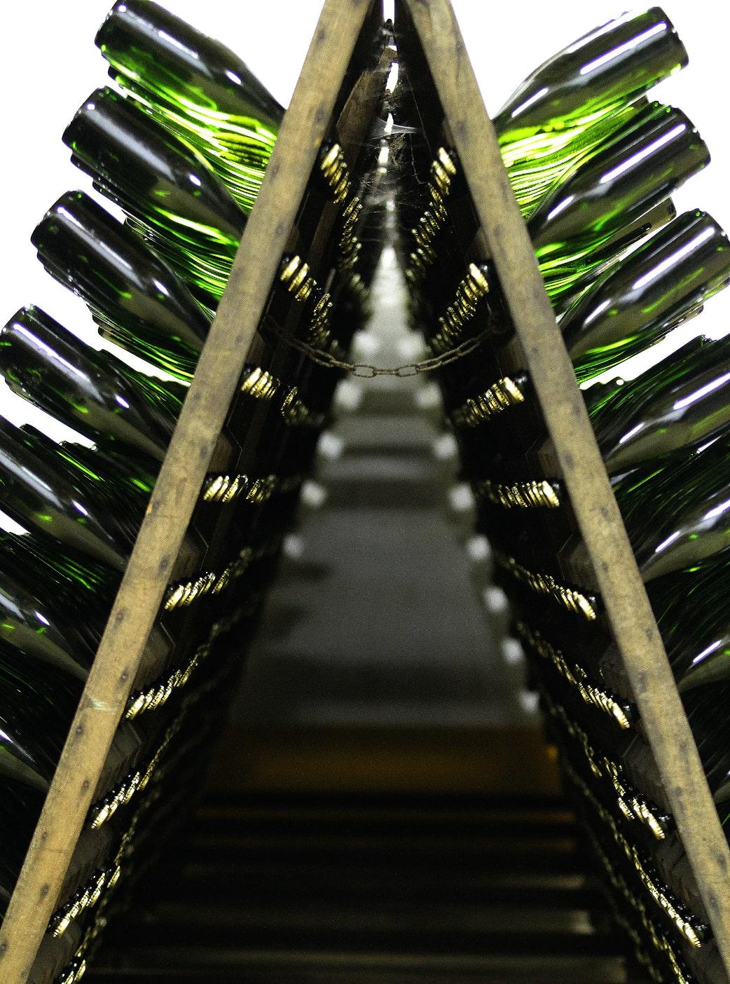 Présentoir vins